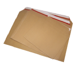 Capacity Book Mailer (Peel & Seal, Manilla)